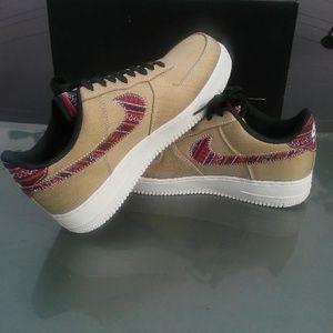 3a9fbc6a7bc64 Nike Shoes | Mens Air Force 1 07 Lv 08 Size 10 | Poshmark